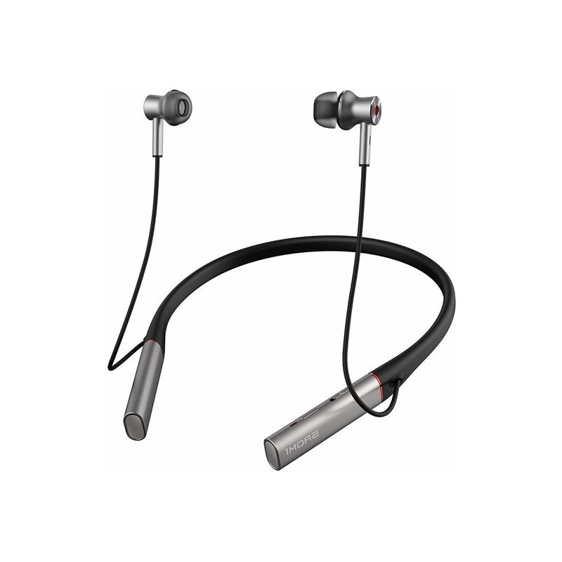 1MORE Dual Driver Bluetooth ANC Silver - 1