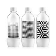 Sodastream Lahev TriPack 1l Black&White - 1