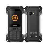 myPhone Hammer Patriot stříbrný - 1