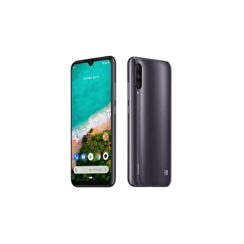 Xiaomi Mi A3 Black 4GB/128GB - 1