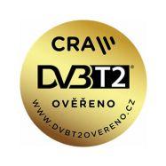Alma 2800 SE HD přijímač DVB-T2 HEVC H.265 - 5