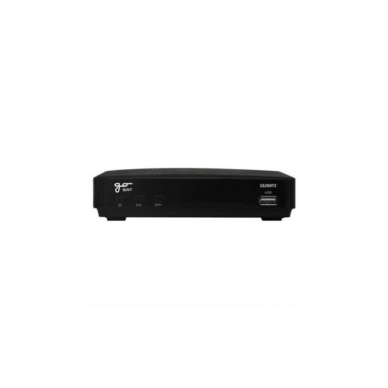GoSAT GS200DVBT2 HD H.265/HEVC přijímač - 1