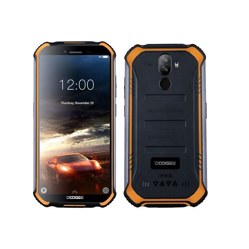 Doogee S40 3+32 GB Orange - 1
