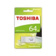 Toshiba USB FD 64GB Hayabusa WH THN-U202W0640E4 - 1
