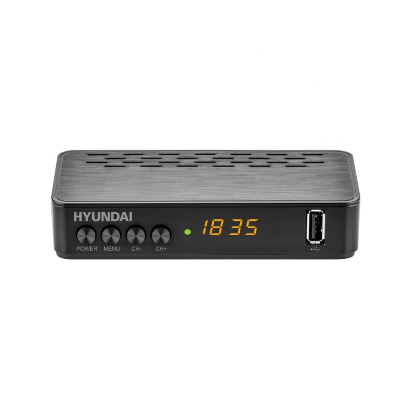 Hyundai DVBT 220 PVR DVB-T2 přijímač - 1