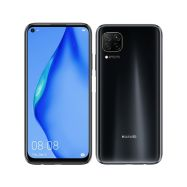 Huawei P40 Lite Midnight Black - 1