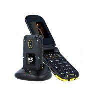 myPhone Hammer Bow Plus oranžovo-černý - 1