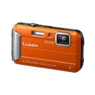 Panasonic LUMIX DMC-FT30 oranžový - 1