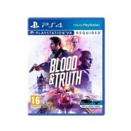 HRA SONY PS4 Blood and Truth VR - 1
