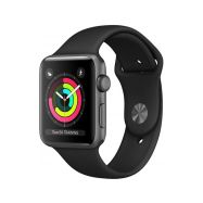 Apple Watch S3 38mm Gray/Black SportB - 1