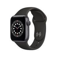 Apple Watch S6 44mm SG/Black SportB - 1