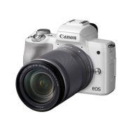 Canon EOS M50 White + EF-M 18-150 - 1