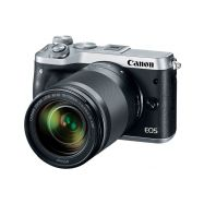 Canon EOS M6 Silver + EF-M 18-150 IS STM - 1