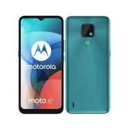 MOTOROLA Moto E7 2+32GB Aqua Blue - 1