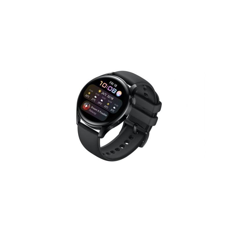 Huawei Watch 3 Black - 1
