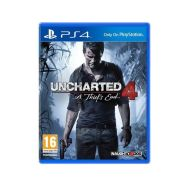 HRA PS4 Uncharted 4:A Thief's End - 1