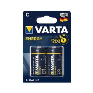 Varta R14 Energy typ C 1,5V-alkalická baterie - 1