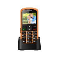 CPA Halo 11 oranžový - mobilní telefon tlačítkový - 1