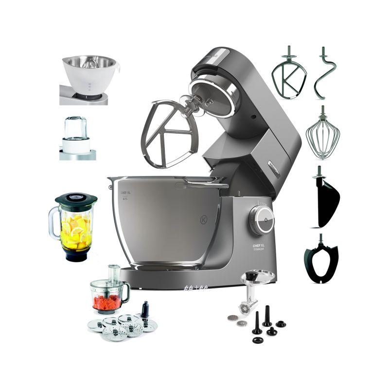 Kenwood KVL 8470S Chef XL Titanium - kuchyňský robot - 1